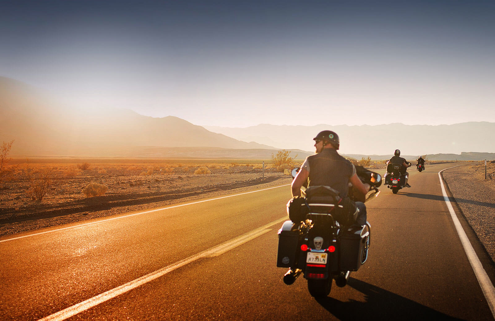 Route 66 Motorcycle Trips