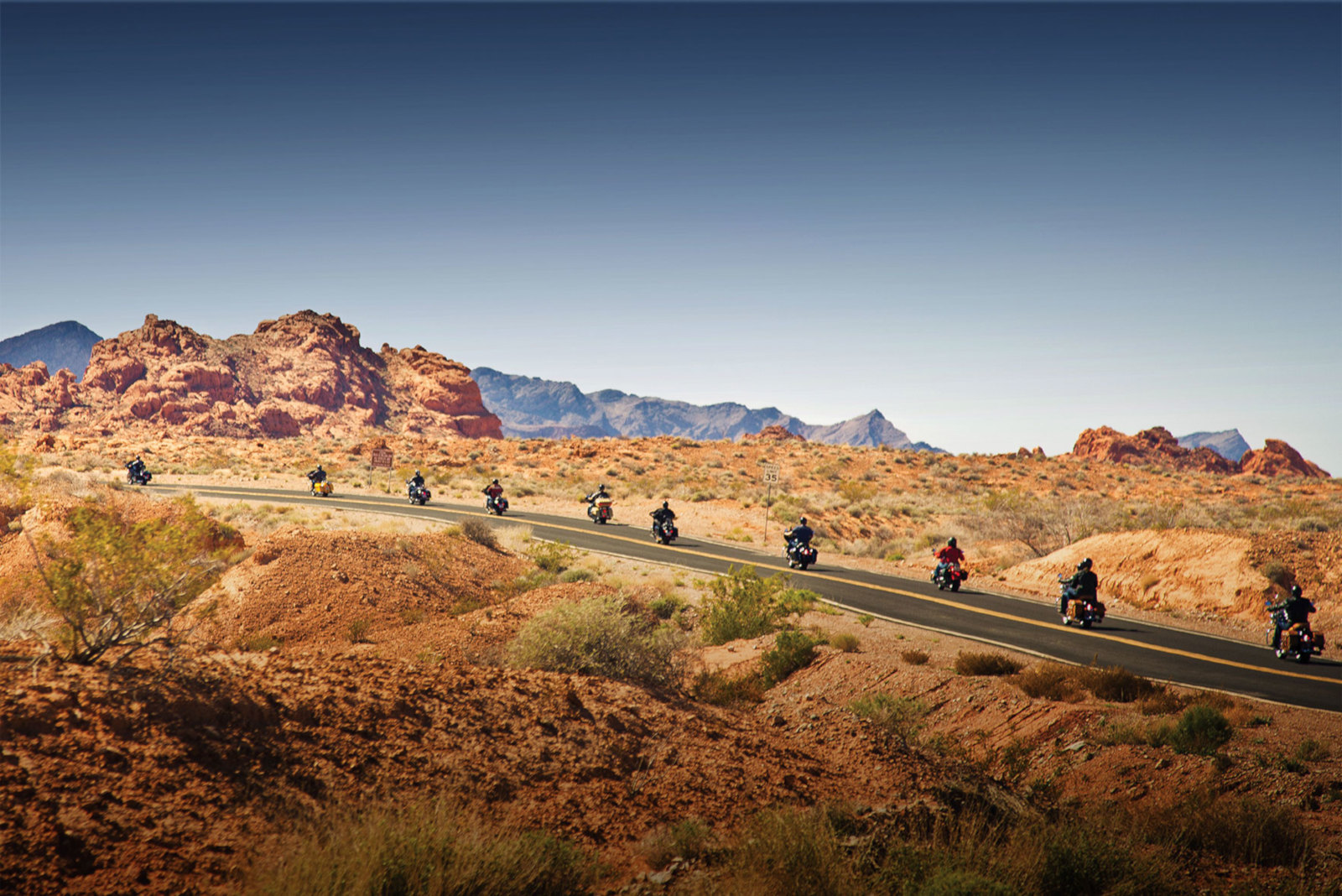 American West Motorcycle Trips