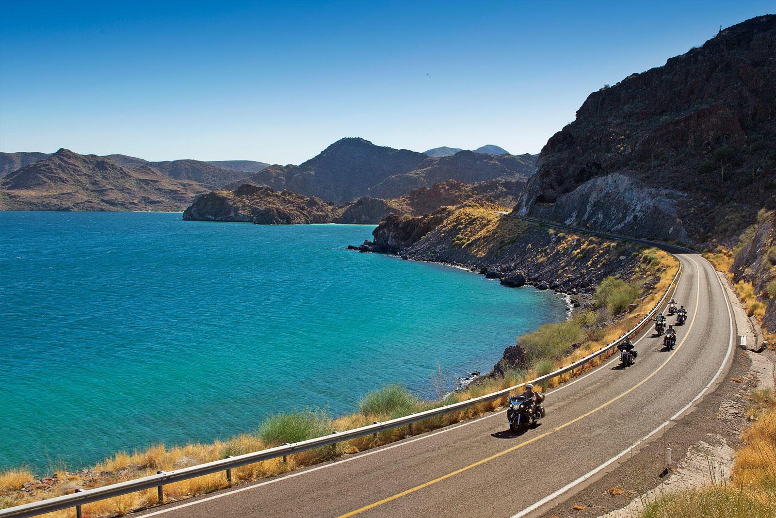 BAJA Motorrad Trips