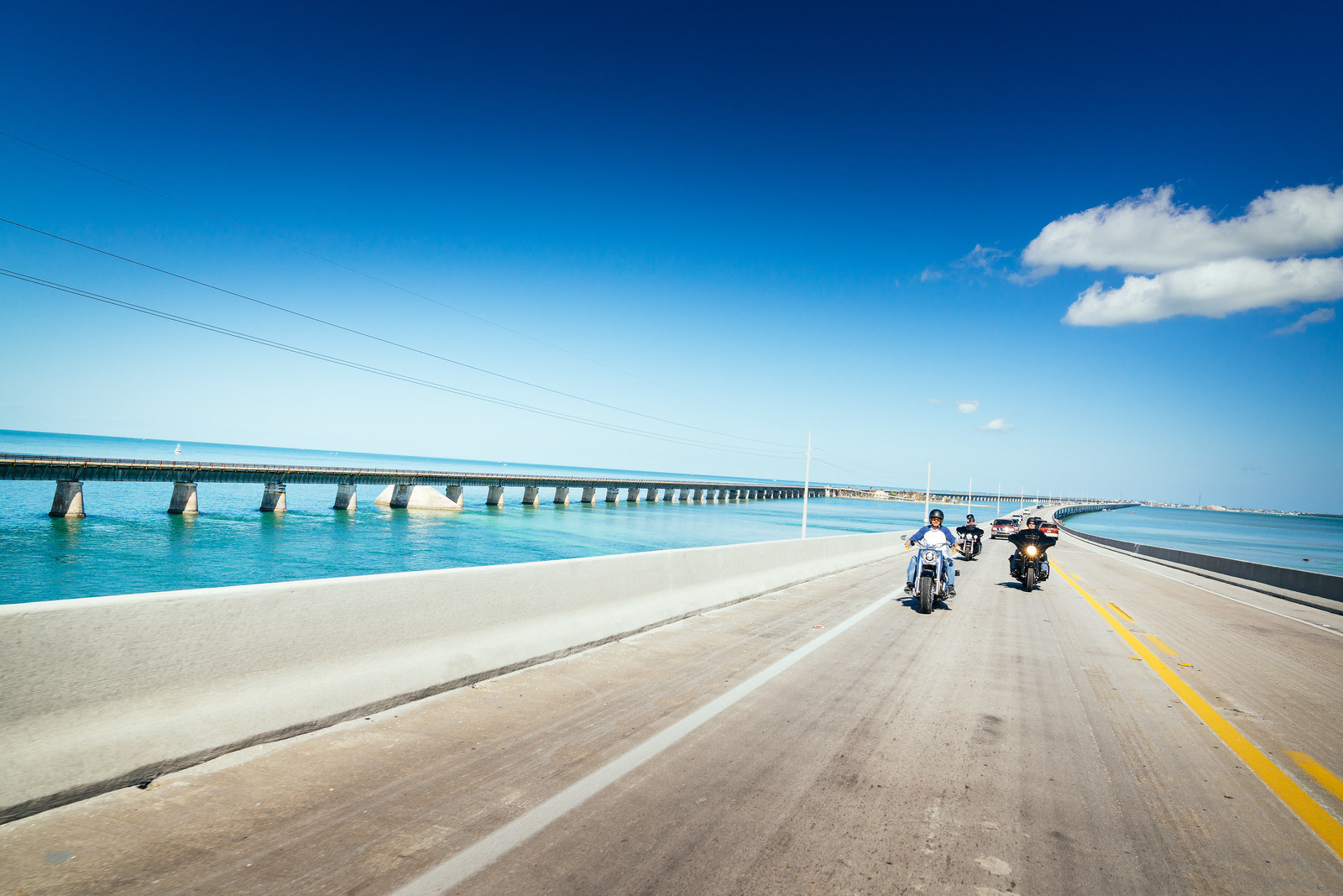 Southeast Motorcycle Trips
