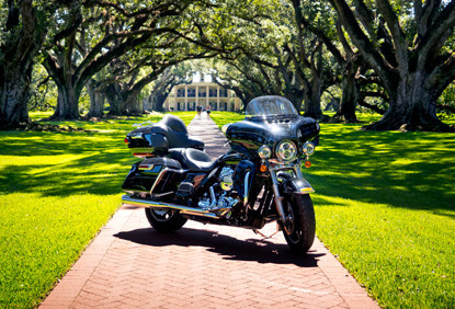 New Orleans Motorcycle Rental