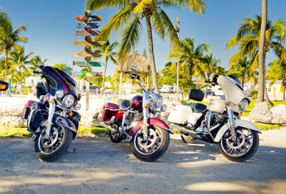 Orlando 摩托车租赁