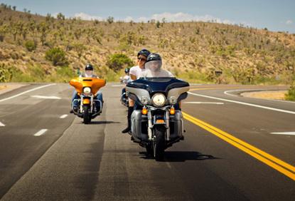 Phoenix 摩托车租赁