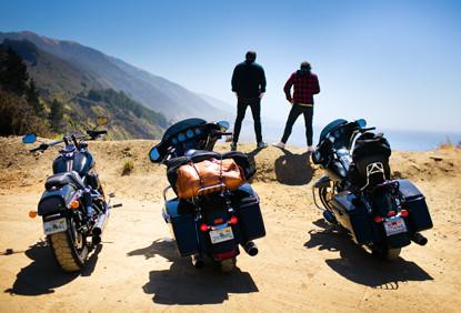 Los Angeles 摩托车租赁
