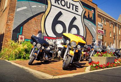 Chicago 摩托车租赁