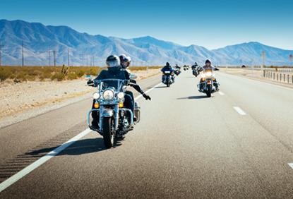 Las Vegas 摩托车租赁
