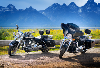 Denver Motorcycle Rental