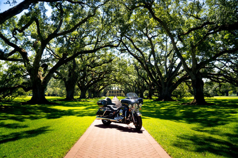 Motorsykkelleie og -turer