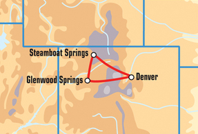 Denver / Steamboat Springs Motorcycle Tour