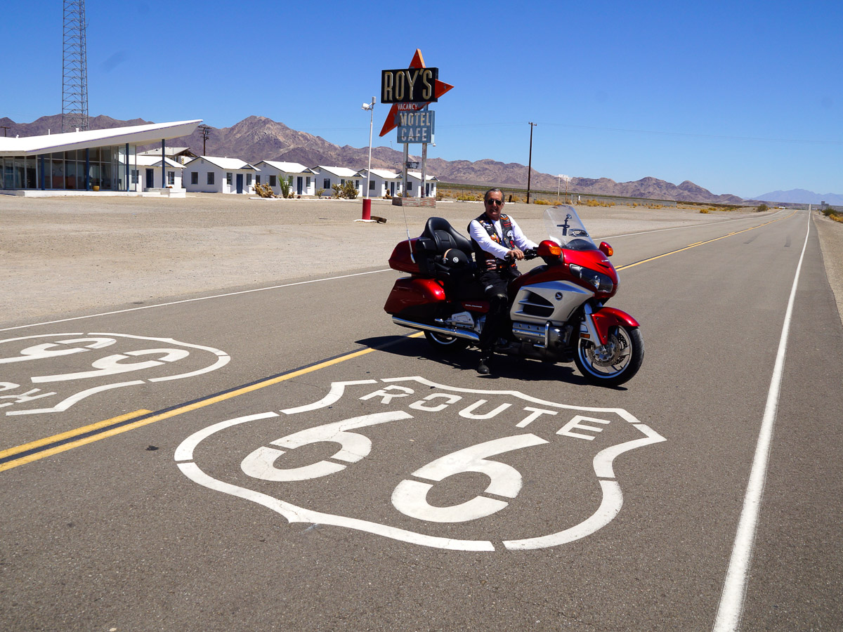 Wild West Motorcycle Tour | Guided Motorcycle Tour