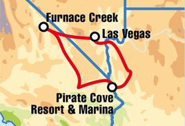 Desert Oasis Getaway – 7 Day Motorcycle Tour