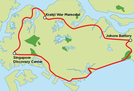 Singapore Island Ride