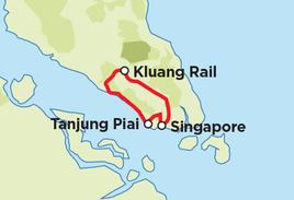 Johore Discovery Ride