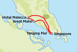 Historical Malacca Discovery