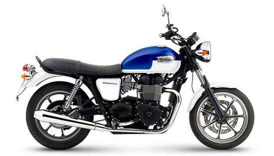 Triumph® Bonneville SE