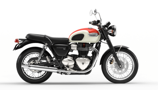 Triumph® Bonneville T100 Los Angeles Motorcycle Club