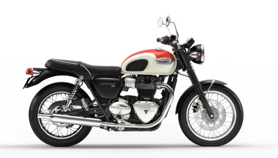 Triumph® Bonneville T100