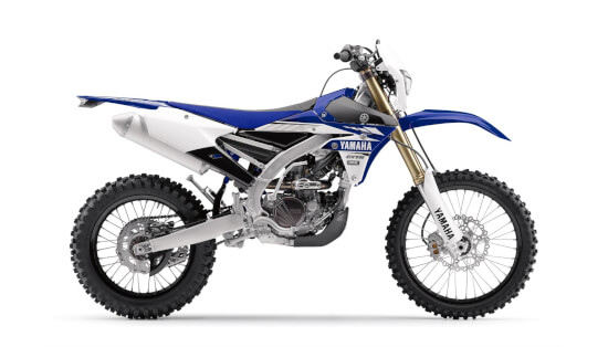 Yamaha® WR 250 Los Angeles Motorcycle Club