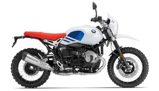 BMW® R nineT Urban G/S Los Angeles Motorcycle Club