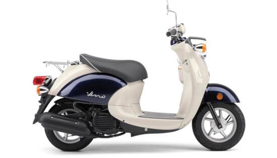 Yamaha® Vino 125
