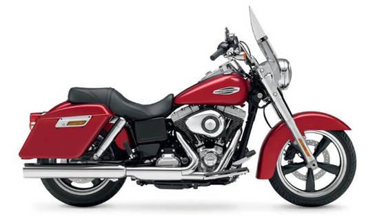 Harley-Davidson® Dyna Switchback®