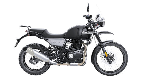 Royal Enfield® Himalayan Los Angeles Motorcycle Club