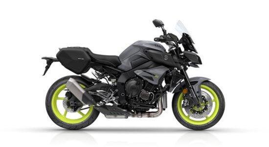 Yamaha® MT-10 Tourer