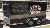 Diamond Enclosed Cargo Trailer