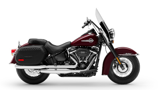 Harley-Davidson® Heritage Softail® Classic 114