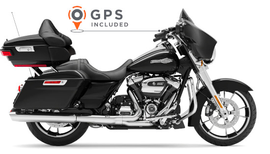 Harley-Davidson® Street Glide® Touring Edition Los Angeles Motorcycle Club