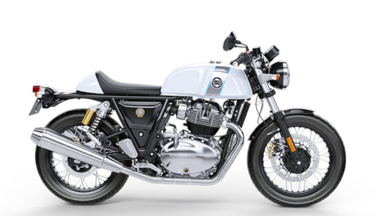 Royal Enfield® Continental GT 650 洛杉矶机场门店 Motorcycle Club