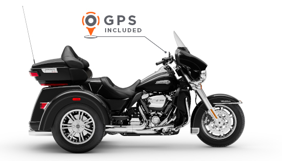 Harley-Davidson® Tri Glide® Ultra - Dealer Customized