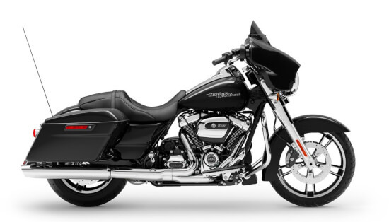Harley-Davidson® Street Glide® - Franchise Customized