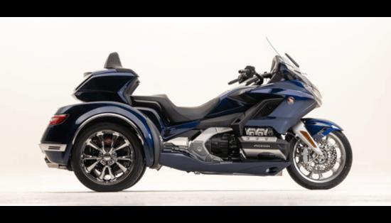 Honda® Gold Wing Trike DCT