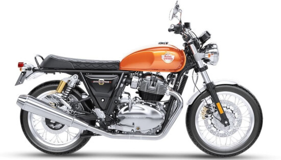 Royal Enfield® Interceptor 650