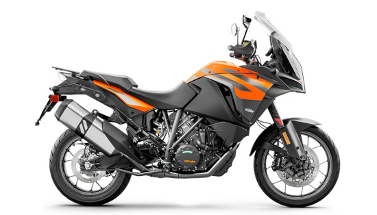KTM® 1290 Super Adventure S Los Angeles Motorcycle Club