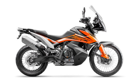 KTM® 790 Adventure Los Angeles Motorcycle Club