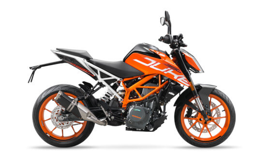 KTM® 390 Duke Los Angeles Motorcycle Club