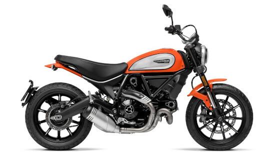 Ducati® Scrambler® Icon