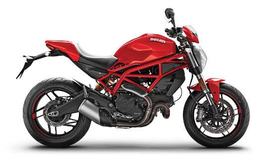 Ducati® Monster 797+