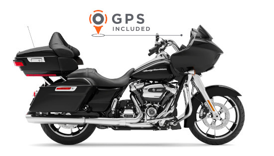 Harley-Davidson® Road Glide® Touring Edition Los Angeles Motorcycle Club