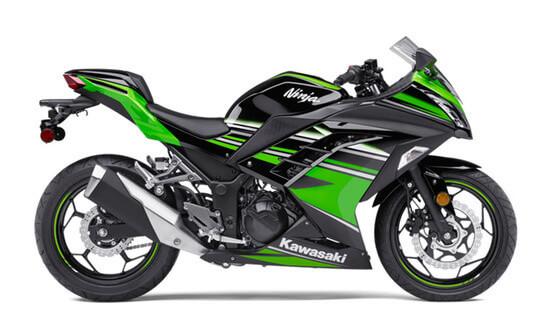 Kawasaki® Ninja® 300
